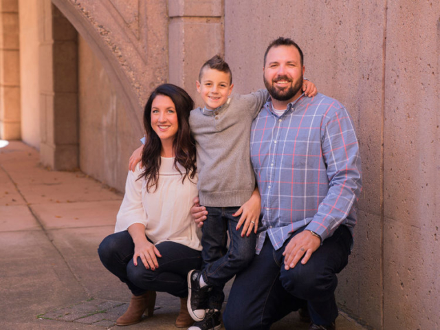 Minneapolis Family Portrait Photographer - BD Portraits Studio