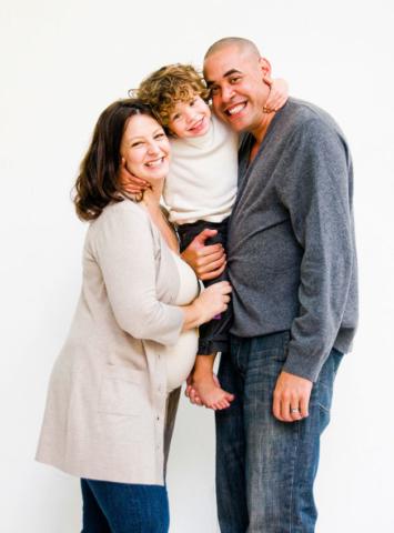 Minneapolis Family Portrait Photographer - BD Portraits Studio