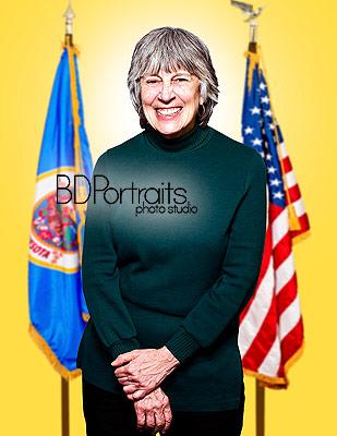 Representative Karen Clark - BDPortraits Photo Studio