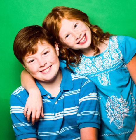 Minneapolis Kids Portraits Photographer - BD Portraits Studio