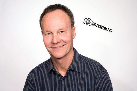 David DeCourcy - Business Headshot - BD Portraits - Minneapolis Photographer