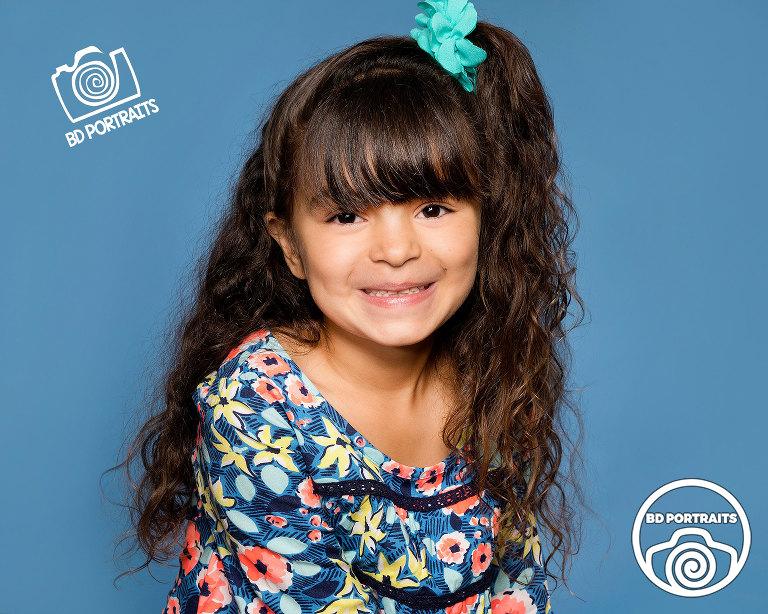 Minneapolis Kids Portrait Photographer - BD Portraits Studio
