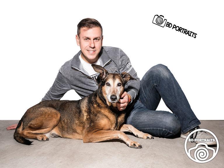 Invoice - Minneapolis Dog Photographer - BD Portraits Studio