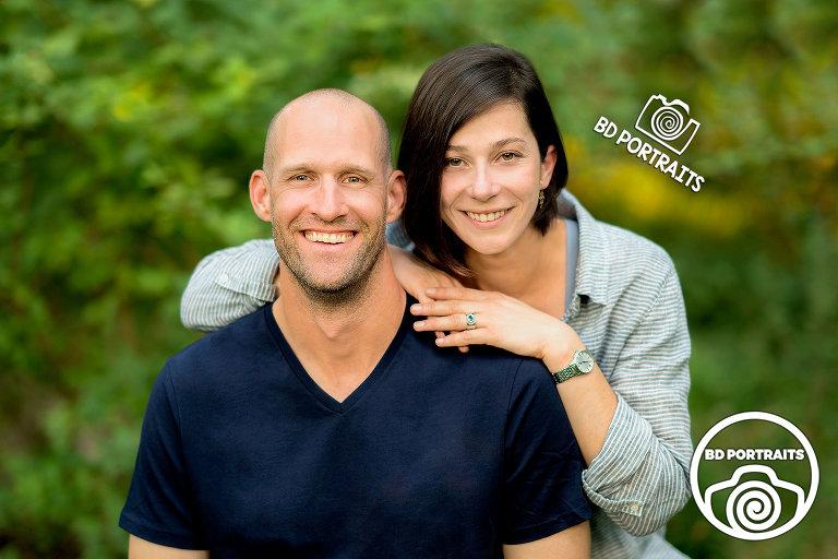 Minneapolis Engagement Portraits Photographer - BD Portraits Studio
