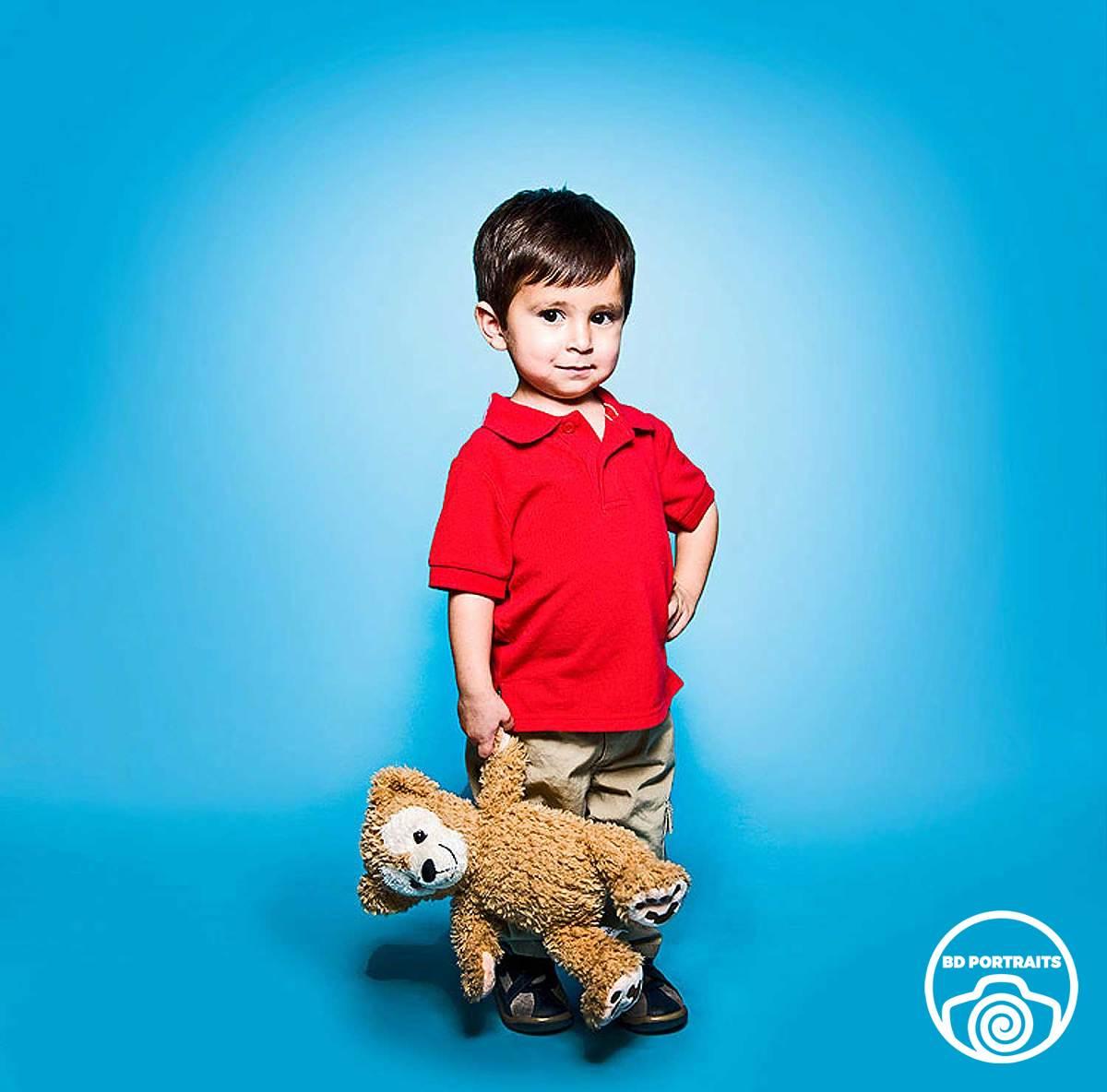 Minneapolis Babies Photographer - BD Portraits