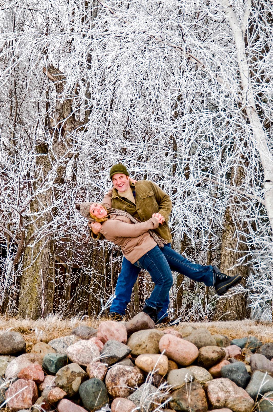 Minneapolis Engagement Photography Photographer - BD Portraits